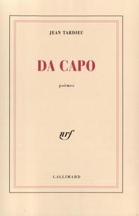 Jean Tardieu - Da capo.