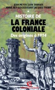 Jean Tarrade et Jacques Thobie - .