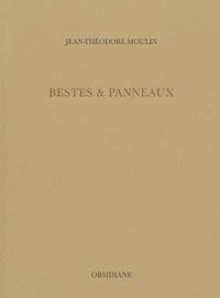 Jean-Théodore Moulin - Bestes & panneaux.