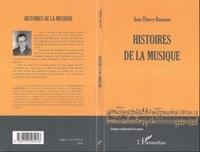 Jean-Thierry Boisseau - Histoires de la musique.
