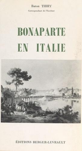 Bonaparte en Italie, 1796-1797