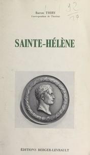 Jean Thiry - Sainte-Hélène.