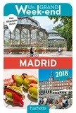 Jean Tiffon - Un grand week-end à Madrid. 1 Plan détachable