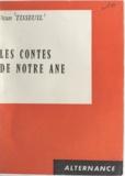 Jean Tisseuil - Les contes de notre âne.