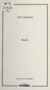 Jean Todrani et Alain Coulange - Studio.