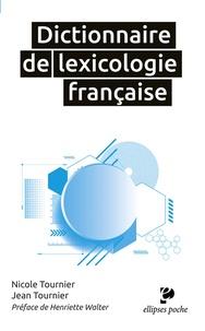 Dictionnaire de lexicologie française - Jean Tournier | Showmesound.org