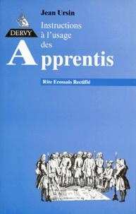 Instructions à lusage des apprentis au rite écossais rectifié.pdf