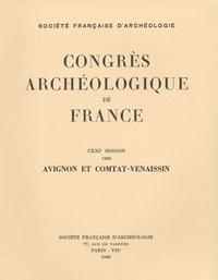 Jean Vallery-Radot et Guy Barruol - Avignon et le Comtat-Venaissin.