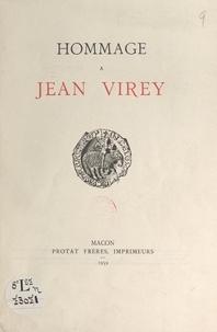 Jean Vallery-Radot et Jean Michoud - Jean Virey (1861-1953).