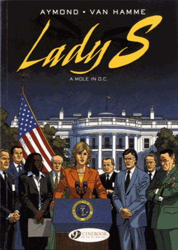 Lady S Tome 4 A mole in D. C.