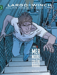 Galabria.be Largo Winch : diptyque Tome 9 Image