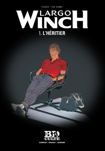 Jean Van Hamme et Philippe Francq - Largo Winch Tome 1 : L'héritier.
