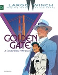 Jean Van Hamme et Philippe Francq - Largo Winch Tome 11 : Golden gate.