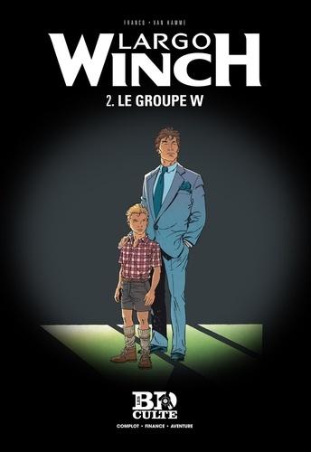 Jean Van Hamme et Philippe Francq - Largo Winch Tome 2 : Le groupe W.