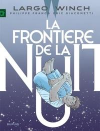 Jean Van Hamme et  Francq - Largo Winch Tome 23 : La frontière de la nuit.