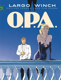 Jean Van Hamme et Philippe Francq - Largo Winch Tome 3 : O.P.A..