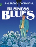 Jean Van Hamme et Philippe Francq - Largo Winch Tome 4 : Business blues.