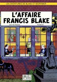 Les aventures de Blake et Mortimer, Tome 13 - L'Affaire Francis Blake