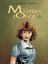 Jean Van Hamme et Francis Vallès - Les Maîtres de l'Orge Tome 5 : Julienne, 1950.