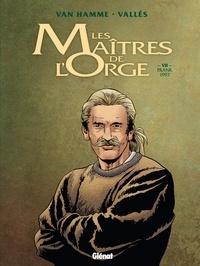 Jean Van Hamme et Francis Vallès - Les Maîtres de l'Orge Tome 7 : Frank, 1997.