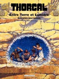 Jean Van Hamme et Grzegorz Rosinski - Thorgal Tome 13 : Entre Terre et Lumière.