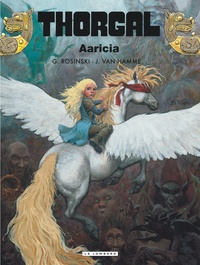 Jean Van Hamme et Grzegorz Rosinski - Thorgal Tome 14 : Aaricia.