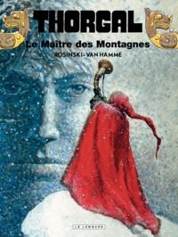 Jean Van Hamme et Grzegorz Rosinski - Thorgal Tome 15 : Le Maître des montagnes.