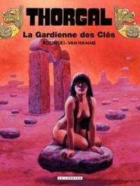 Jean Van Hamme et Grzegorz Rosinski - Thorgal Tome 17 : La Gardienne des Clés.
