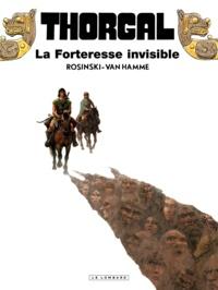 Jean Van Hamme et Grzegorz Rosinski - Thorgal Tome 19 : La Forteresse invisible.