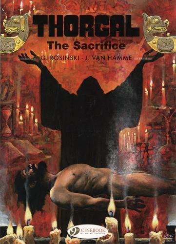 Thorgal Tome 21 The sacrifice