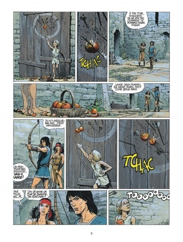Thorgal Tome 22 Géants