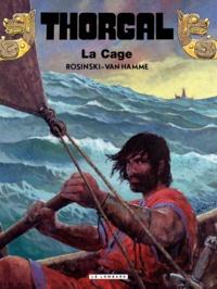 Jean Van Hamme et Grzegorz Rosinski - Thorgal Tome 23 : La Cage.