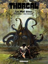 Jean Van Hamme et Grzegorz Rosinski - Thorgal Tome 25 : Le Mal bleu.