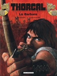 Jean Van Hamme et Grzegorz Rosinski - Thorgal Tome 27 : Le Barbare.
