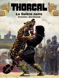 Jean Van Hamme et Grzegorz Rosinski - Thorgal Tome 4 : La Galère noire.