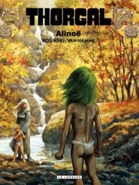 Jean Van Hamme et Grzegorz Rosinski - Thorgal Tome 8 : Alinoë.
