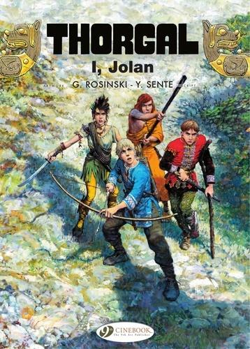 Jean Van Hamme et Grzegorz Rosinski - Thorgal - Volume 22 - I, Jolan.