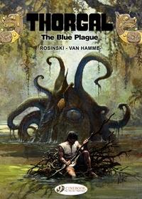 Jean Van Hamme et Grzegorz Rosinski - Thorgal - Book 17, The Blue Plague.