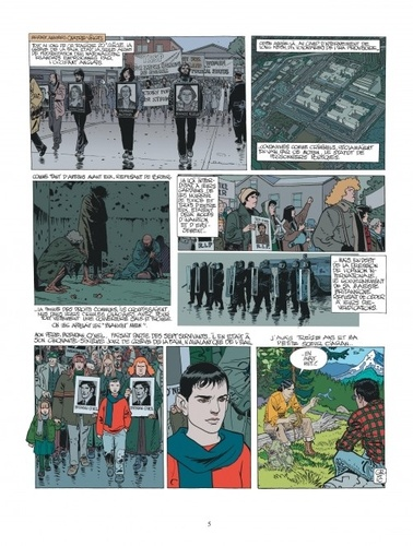 XIII Tome 18 La version irlandaise. The Kelly Brian Story