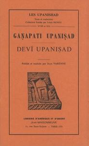 Jean Varenne - Ganapati Upanishad / Devi Upanishad.
