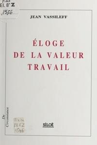 Jean Vassileff - Éloge de la valeur travail.