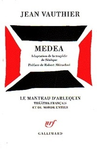 Jean Vauthier - MEDEA.