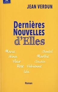 Jean Verdun - Dernières nouvelles d'elles.