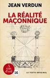 Jean Verdun - La réalité maçonnique.