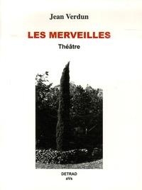 Jean Verdun - Les Merveilles.