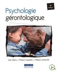 Jean Vézina et Philippe Cappeliez - Psychologie gérontologique.