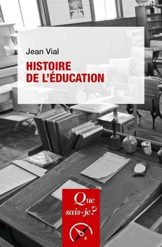 Histoire de l'éducation 5e édition
