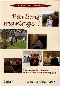Jean Villeminot et Thierry Boutet - Parlons mariage ! - 2 DVD Vidéo.