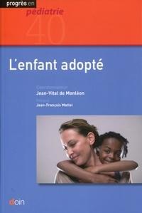 Jean-Vital de Monléon - L'enfant adopté.