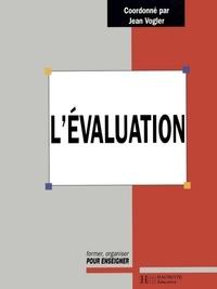 Jean Vogler - L'Evaluation.